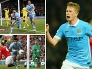 """Bóng đá - Derby Manchester: De Bruyne và """"bánh xe lịch sử"""""""