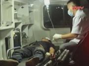 Video An ninh - 4 người bị dân đánh hội đồng trong đêm vì nghi ăn trộm
