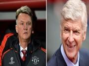 """Bóng đá - Van Gaal, Wenger """"khóc - cười"""" với lễ Giáng sinh"""
