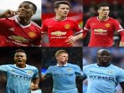 Bóng đá - Derby Manchester: Chiến tranh giữa các vì sao trẻ