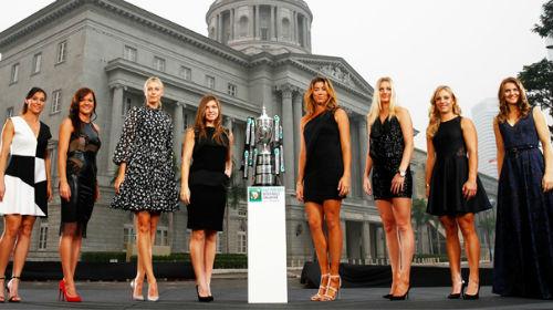Phân nhánh WTA Finals: Vắng Serena, Sharapova vẫn gặp khó - 2