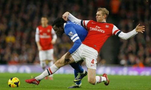 Arsenal – Everton: Thuốc thử liều cao - 2
