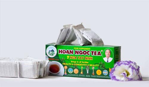 Uống trà Hoàn Ngọc mỗi ngày - Lựa chọn an toàn hiệu quả - 2