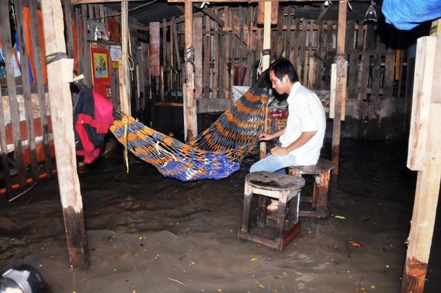 Ảnh: Sau mưa, Sài Gòn như miền Tây mùa nước nổi - 9