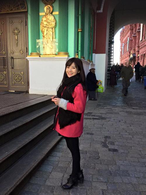 Hình ảnh mới nhất của hot girl Tú Linh sau scandal - 5