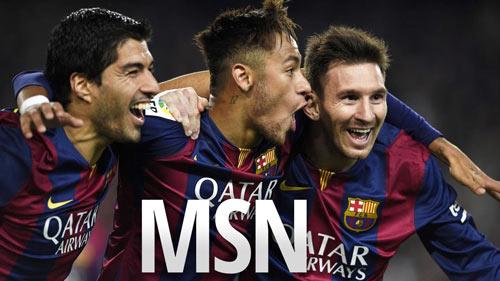 Suarez tròn 1 năm ra mắt Barca: Cứ ngỡ là mơ - 2