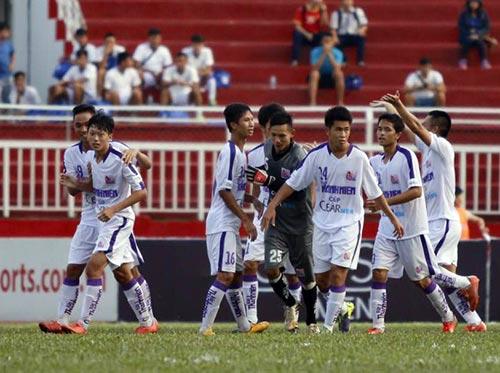 Giải U21 Clear Men Cup: Dàn cầu thủ trẻ bầu Đức thua sốc - 6