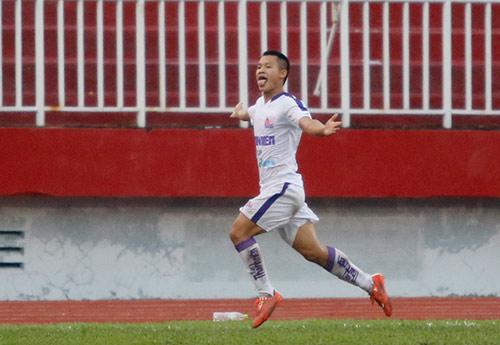 Giải U21 Clear Men Cup: Dàn cầu thủ trẻ bầu Đức thua sốc - 2