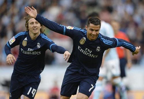Celta Vigo - Real Madrid: Nín thở những phút cuối - 1