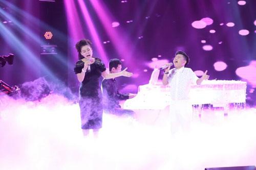 """Công chúa tóc mây"""" Hồng Minh đăng quang The Voice Kids 2015 - 5"""