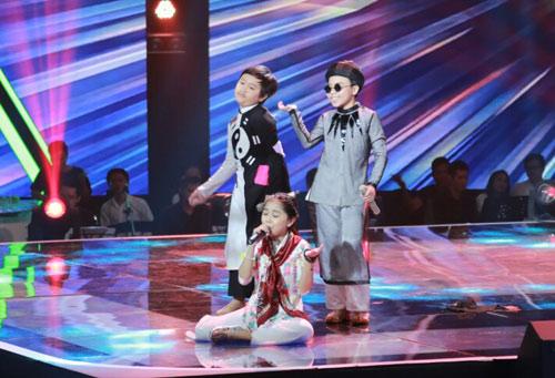 """Công chúa tóc mây"""" Hồng Minh đăng quang The Voice Kids 2015 - 6"""