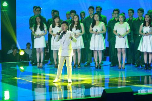 """Công chúa tóc mây"""" Hồng Minh đăng quang The Voice Kids 2015 - 2"""