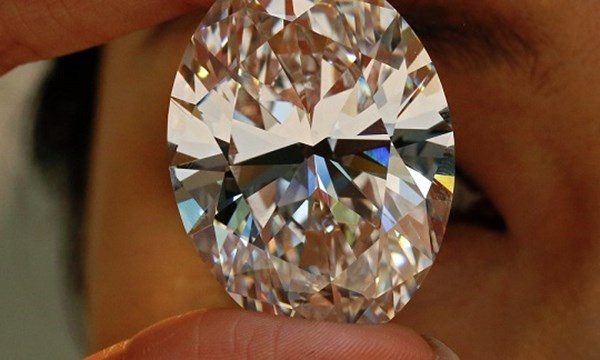 Thế giới sắp cạn kiệt kim cương? - 1