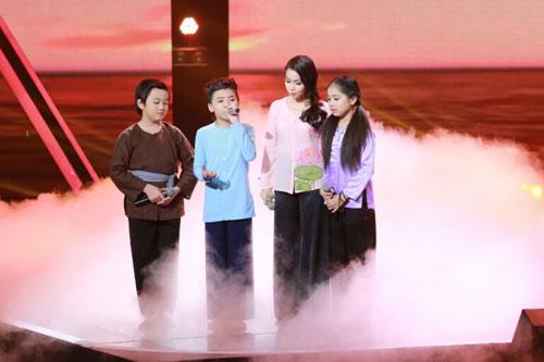 """Công chúa tóc mây"""" Hồng Minh đăng quang The Voice Kids 2015 - 8"""