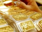 Tài chính - Bất động sản - Thị trường vàng, đô thi nhau giảm giá