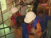 Video An ninh - Tàu TQ cản trở Việt Nam cứu nạn 11 ngư dân ở Hoàng Sa