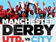 Bóng đá - Derby Manchester: Những điểm nhấn và kỷ lục