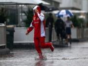 Thể thao - F1: United States GP xáo trộn vì mưa bão