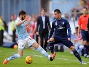 Bóng đá - Celta Vigo - Real Madrid: Nín thở những phút cuối