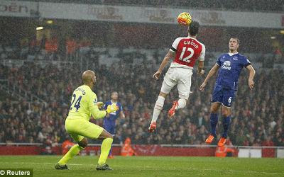 Chi tiết Arsenal - Everton: Thần may mắn ngoảnh mặt (KT) - 4