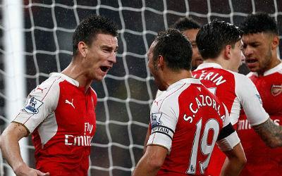 Chi tiết Arsenal - Everton: Thần may mắn ngoảnh mặt (KT) - 5