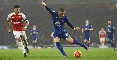 Chi tiết Arsenal - Everton: Thần may mắn ngoảnh mặt (KT) - 6