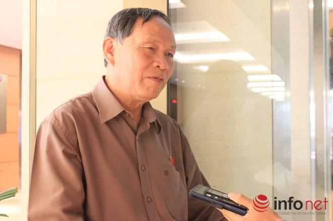 """Tướng Rinh đề nghị xử nghiêm vụ """"xuyên tạc quốc ca"""" - 1"""
