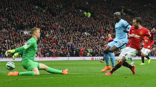 Derby Manchester: MU cần tốc độ và sự sáng tạo - 2