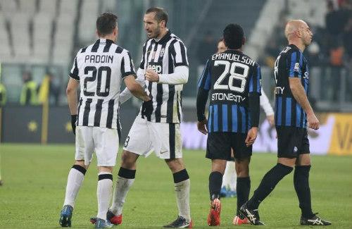 """Juventus – Atalanta: Tỉnh giấc thôi, """"Lão bà""""! - 1"""