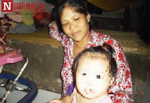 Trần tình của bà mẹ đốt xác con sơ sinh ở bãi rác - 1