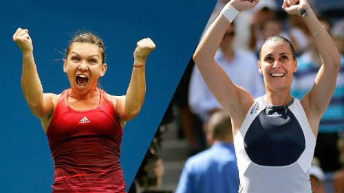 WTA Finals ngày 1: Halep khởi đầu ấn tượng - 2