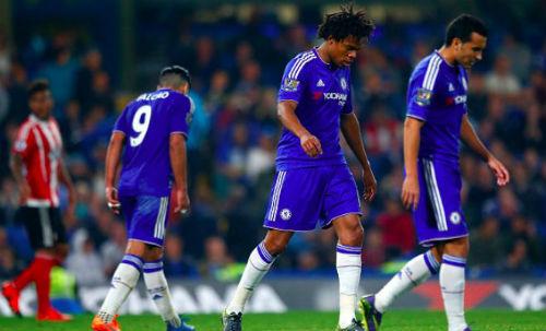 Chelsea: Cơn bĩ cực đỉnh điểm của Mourinho - 2