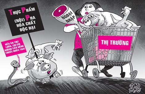 Chưa vào TPP, đã 'bị buộc'quay lưng với hàng nội - 1