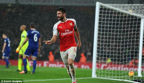 """Arsenal thăng hoa: Một """"Pháo thủ"""" khó lường - 1"""