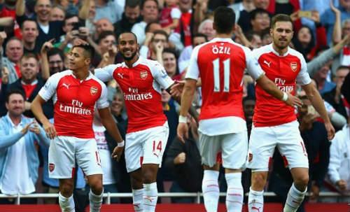 """Arsenal thăng hoa: Một """"Pháo thủ"""" khó lường - 2"""