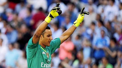 """Keylor Navas: """"Vị Thánh"""" mới của thành Madrid - 2"""