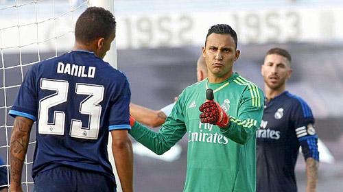 """Keylor Navas: """"Vị Thánh"""" mới của thành Madrid - 1"""