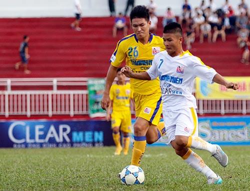 Giải U21 Clear Men Cup: Hà Nội T&T rộng cửa vào bán kết - 3