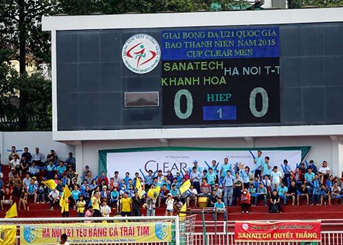 Giải U21 Clear Men Cup: Hà Nội T&T rộng cửa vào bán kết - 4