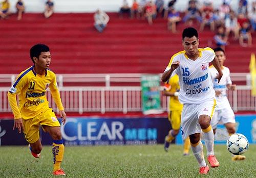 Giải U21 Clear Men Cup: Hà Nội T&T rộng cửa vào bán kết - 5