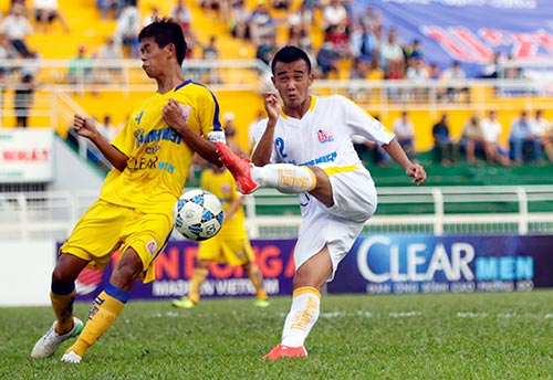 Giải U21 Clear Men Cup: Hà Nội T&T rộng cửa vào bán kết - 7