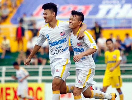Giải U21 Clear Men Cup: Hà Nội T&T rộng cửa vào bán kết - 8