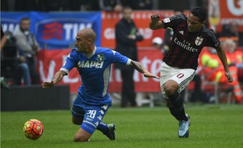 Milan - Sassuolo: Bộ mặt nhạt nhòa - 1