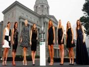 Thể thao - 8 mỹ nhân khoe sắc trước thềm WTA Finals