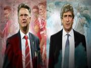 Bóng đá - Đọ đội hình MU - Man City: Ngang ngửa đẳng cấp