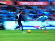 """Bóng đá - Cú vấp ngã """"khôi hài"""" của Ronaldo"""