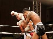 """Thể thao - Các pha ra đòn đẹp mắt, """"rực lửa"""" tại Thai Fight 2015"""