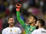 """Bóng đá - Keylor Navas: """"Vị Thánh"""" mới của thành Madrid"""