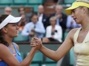 Thể thao - Sharapova – Radwanska: Giằng co đến cùng