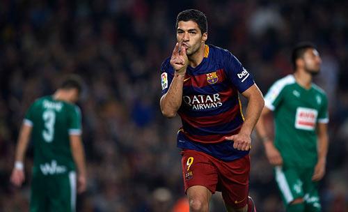 """Barca - Eibar: Đội quân """"một người"""" - 1"""